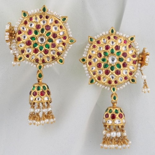 A Dull Pair Earring