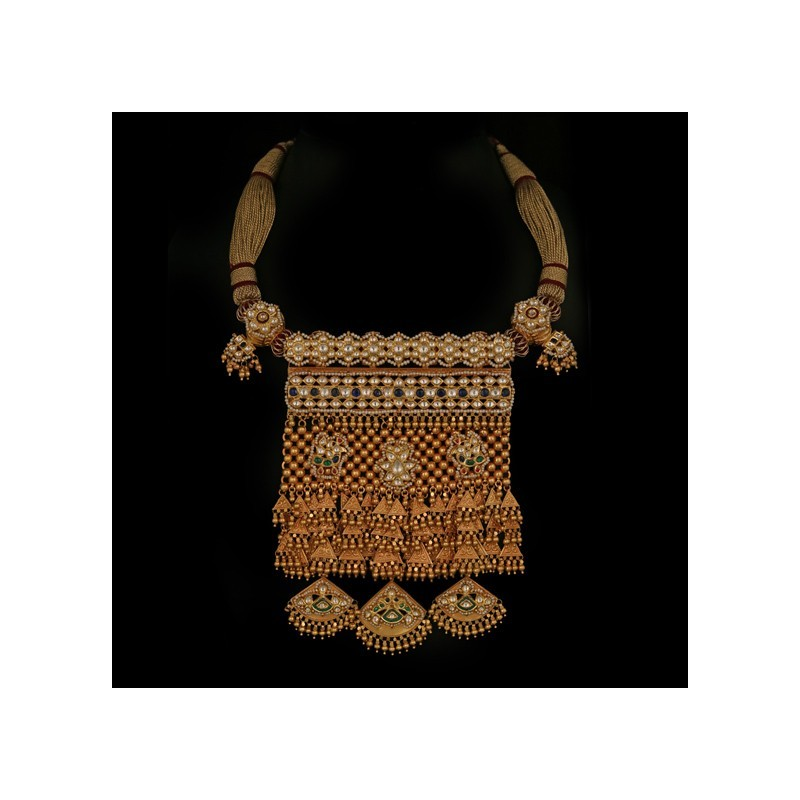 Rajathani Pendant