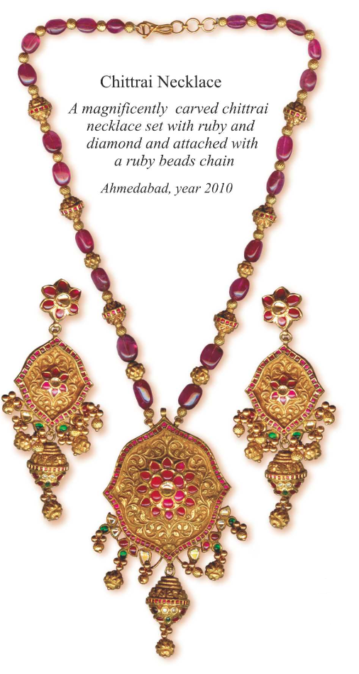 Chittrai Necklace
