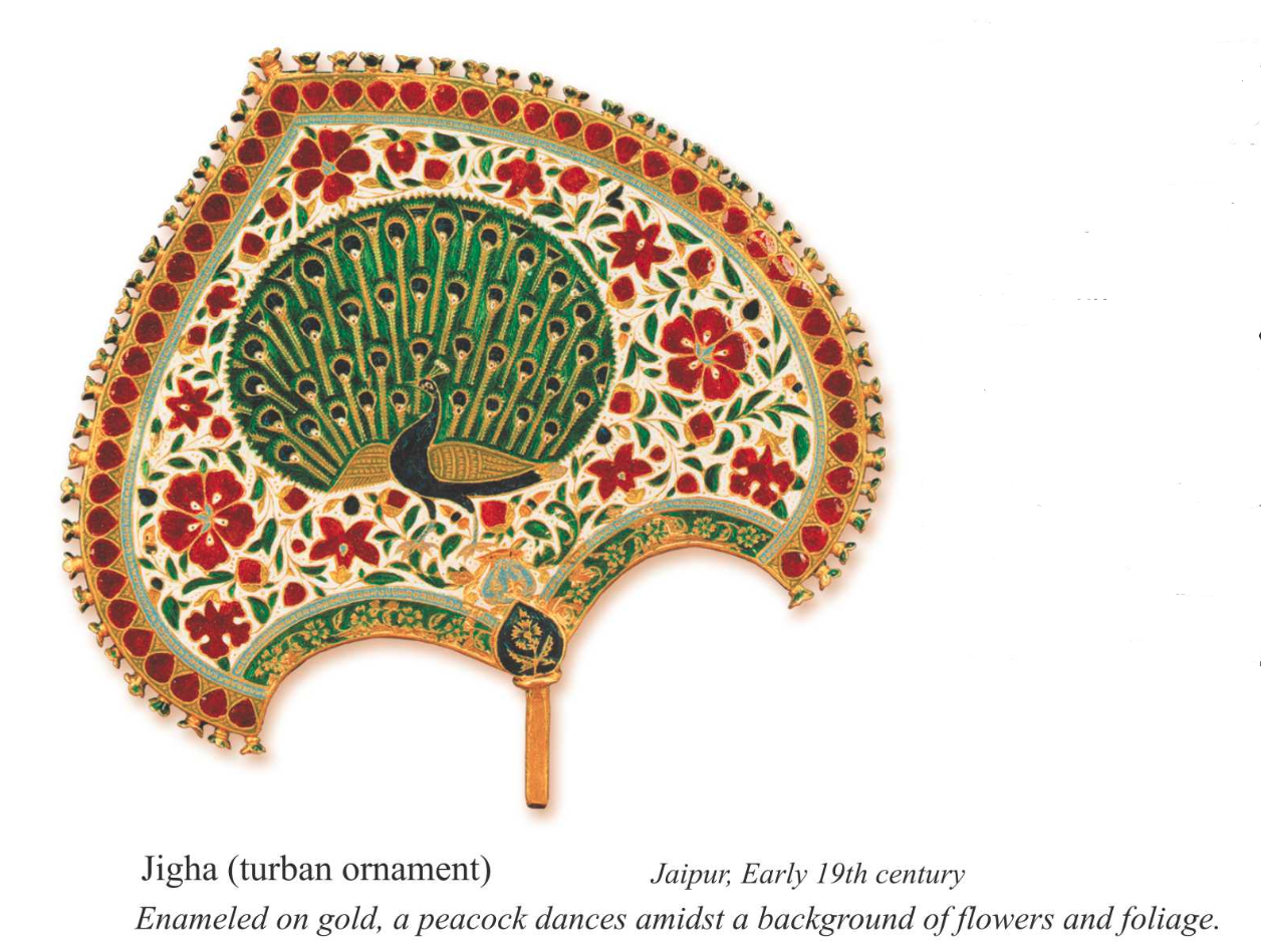 Jigha - Turban Ornament