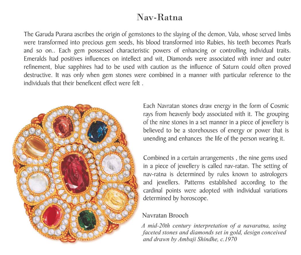 Navratna gems jewellery