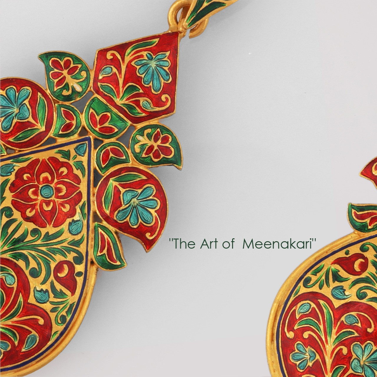 The Art of Meenakari