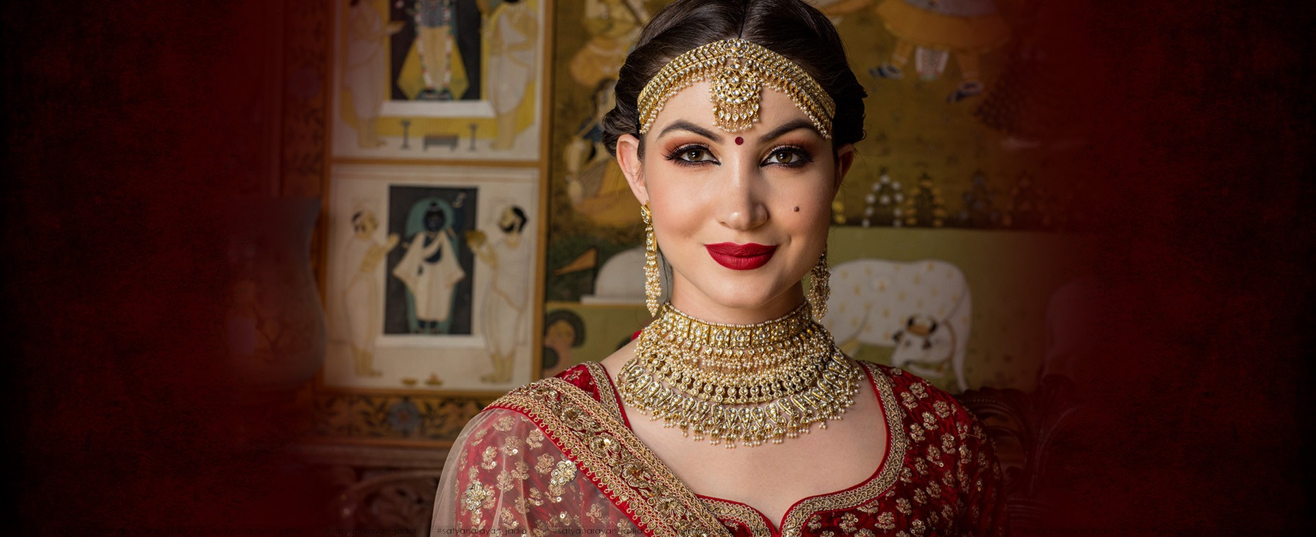 The Royal bridal jewelry