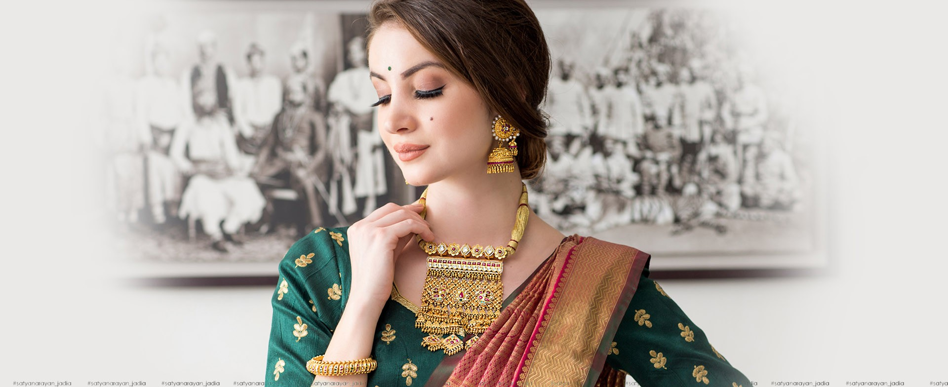 The Traditional Gold Jewellery